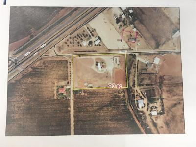 Wolfforth Commercial Lots & Land For Sale: 10025 County Road 7300