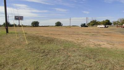Lubbock TX Commercial Lots & Land For Sale: $225,000