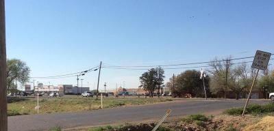 Levelland Commercial Lots & Land For Sale: 513 E State Highway 114