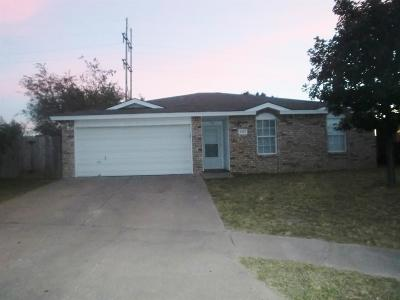 Lubbock TX Single Family Home Sold: $97,700