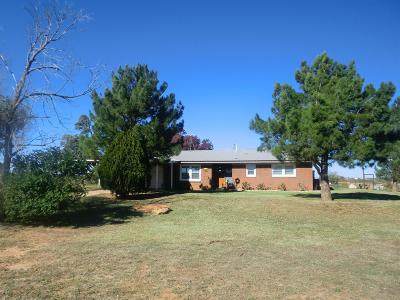 Single Family Home Sold: 14404 N County Road 2700