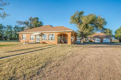 Post TX Single Family Home For Sale: $209,900