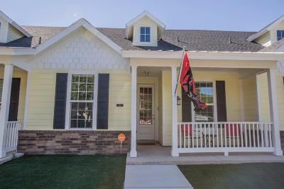 Lubbock Townhouse Under Contract: 2134 10th Street