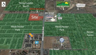 Lubbock Commercial Lots & Land For Sale: 6501 W 4th Street