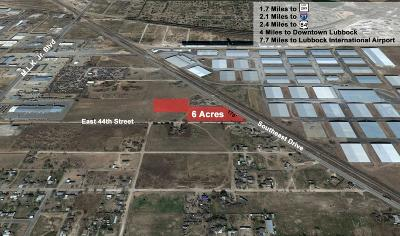 Lubbock County Residential Lots & Land For Sale: 2203 E 44th Street