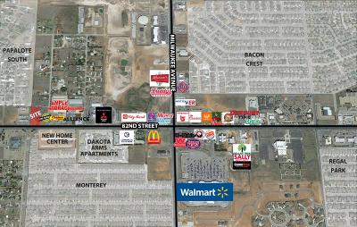 Lubbock County Residential Lots & Land Under Contract: 6910 82nd Street