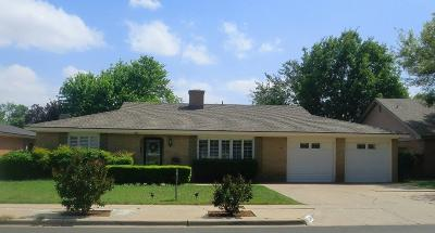 Lubbock TX Single Family Home Sold: $224,950