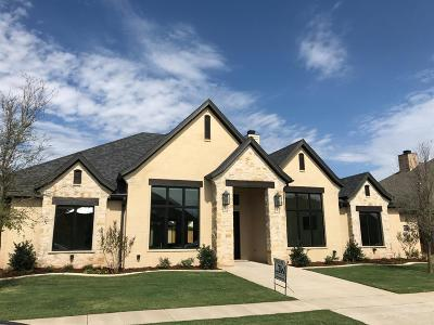 Lubbock TX Single Family Home Under Contract: $799,999