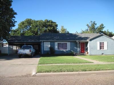Littlefield Single Family Home For Sale: 123 East 13th Street