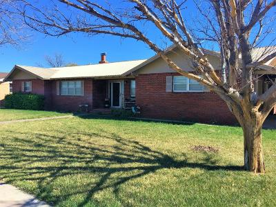 Plains TX Single Family Home For Sale: $192,450