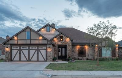 Shallowater TX Single Family Home Contingent: $349,900