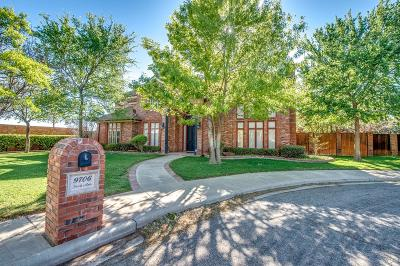 Lubbock TX Single Family Home For Sale: $444,900