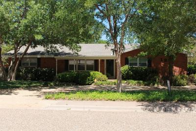 Brownfield Single Family Home For Sale: 1217 East Warren Street