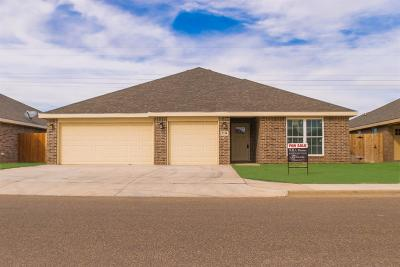 Lubbock TX Single Family Home For Sale: $197,990