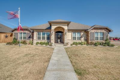 Lubbock Single Family Home Under Contract: 9603 Kewanee Avenue