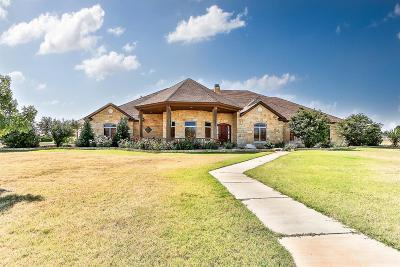 Single Family Home For Sale: 3205 County Road 7610