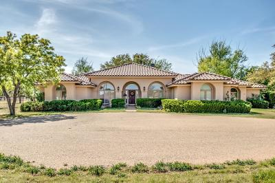 Lubbock Single Family Home For Sale: 15008 Farm Road 1730