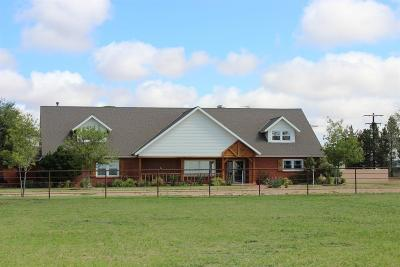 Brownfield Single Family Home For Sale: 1621 Us Highway 380