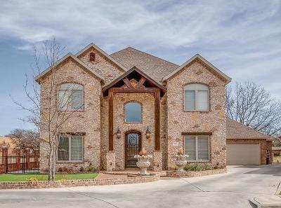 Lubbock TX Single Family Home For Sale: $595,000