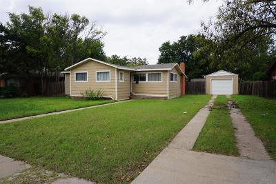 Lubbock TX Single Family Home For Sale: $69,977