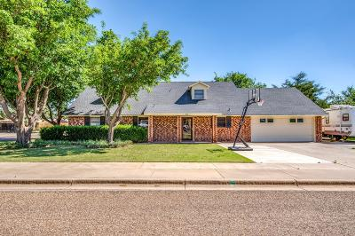Shallowater Single Family Home For Sale: 806 14th Street