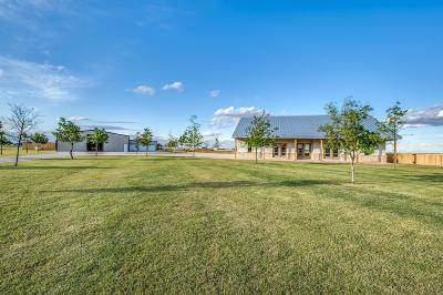 Lubbock Single Family Home Under Contract: 5002 County Road 7930