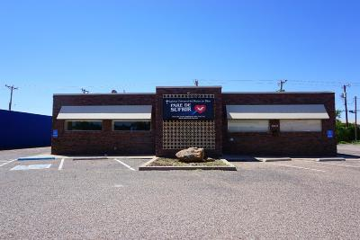 Lubbock Commercial Under Contract: 4433 34th Street