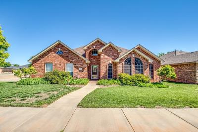 Wolfforth Single Family Home Contingent: 210 Longhorn Boulevard