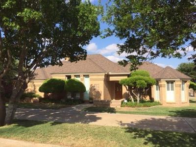 Levelland Single Family Home For Sale: 2041 Buffalo Drive