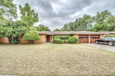 Single Family Home For Sale: 2717 55th Street