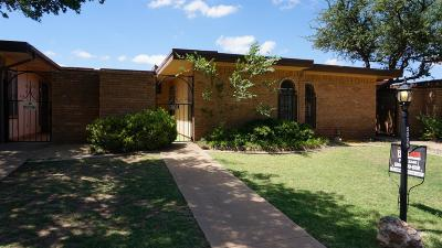 Lubbock TX Townhouse For Sale: $92,977