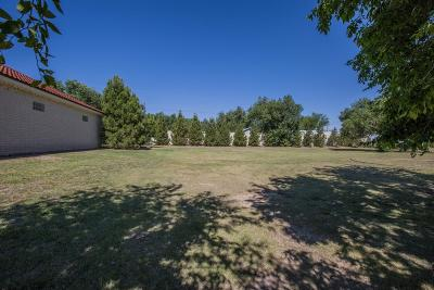 Lubbock County Residential Lots & Land For Sale: 4345 N Boston Avenue