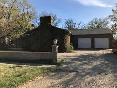 Bailey County, Lamb County Single Family Home Under Contract: 310 Fir