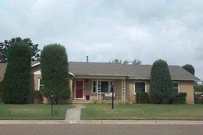 Abernathy Single Family Home Contingent: 1211 Ave F