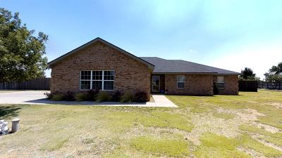 Wolfforth Single Family Home Under Contract: 16501 County Road 1450