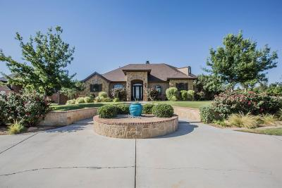 Lubbock Single Family Home For Sale: 5405 County Road 7520
