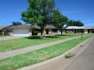 Lubbock TX Single Family Home Sold: $129,950