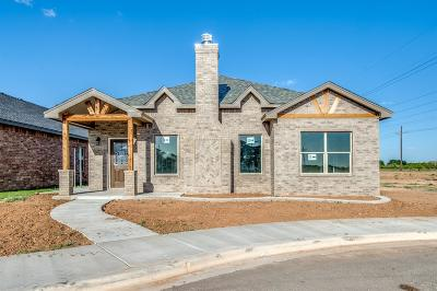 Lubbock Single Family Home For Sale: 10405 Grover