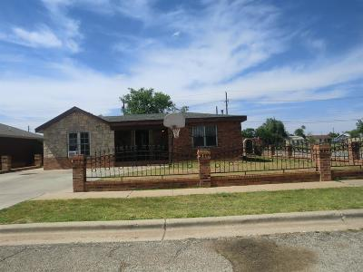 Lubbock TX Single Family Home Sold: $49,950