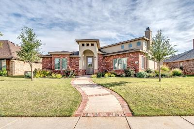 Lubbock Single Family Home For Sale: 3708 134th Street
