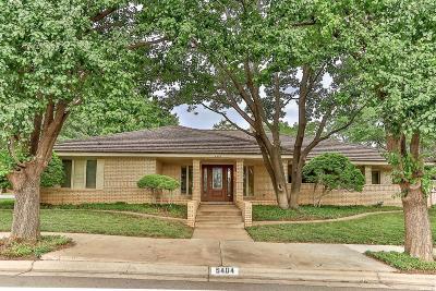 Single Family Home Contingent: 9404 Nashville Avenue