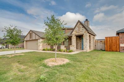 Lubbock Single Family Home Under Contract: 6904 70th Street