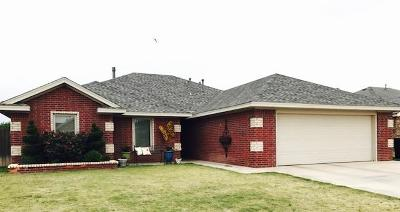 Shallowater Single Family Home Under Contract: 815 Ave S