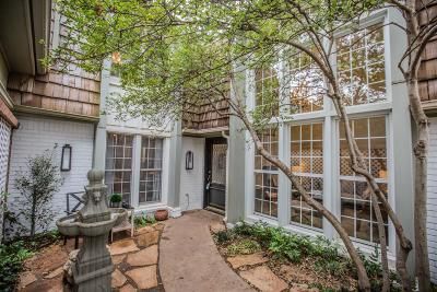 Townhouse Under Contract: 4610 Indiana Avenue