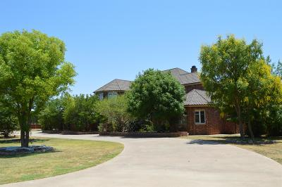 Single Family Home For Sale: 1510 Cactus Drive