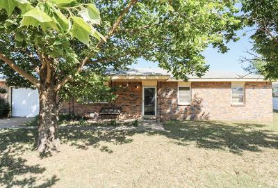 Sudan TX Single Family Home For Sale: $70,000