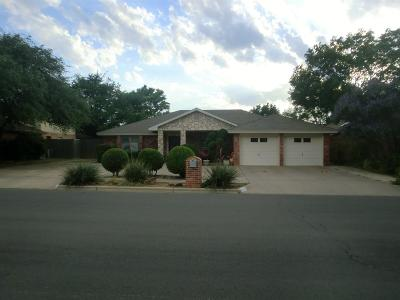Lubbock TX Single Family Home Sold: $249,950