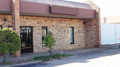 Lubbock Commercial For Sale: 5147 69th Street
