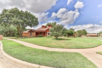 Single Family Home For Sale: 4802 Whisperwood Boulevard