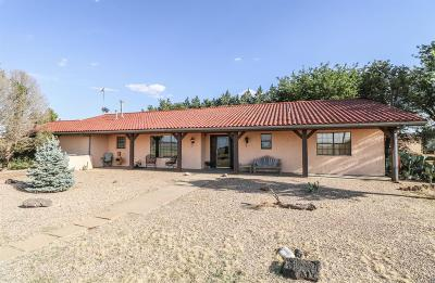 Littlefield TX Single Family Home Contingent: $175,000